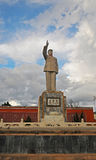 Monument in China Royalty Free Stock Photo