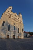 Monument Church in Sumuleu royalty free stock images