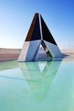 Monument commémoratif aux héros de la guerre Image stock