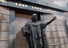 Monument commemorating Stock Photos