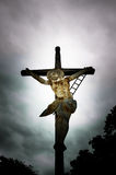 Monument Crucifixion Royalty Free Stock Photos