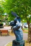 Monument d'émancipation Photographie stock