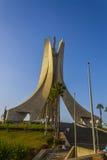 Monument d'Algerias Photos libres de droits