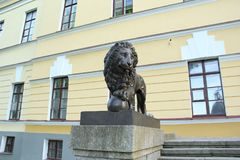 monument dans Velikiy Novgorod Images libres de droits
