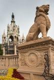 Monument de Brunswick, mausolée à Genève, Suisse Photos libres de droits