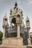 Monument de Brunswick, mausolée à Genève, Suisse Photographie stock
