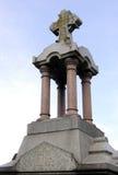 Monument de cimetière Photo stock