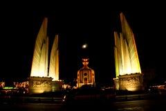 Monument de démocratie Photographie stock libre de droits