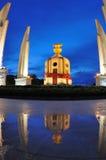 Monument de démocratie Image libre de droits