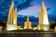 Monument de démocratie Photo stock