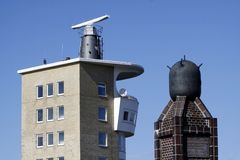 Monument de dragueurs de mines Photographie stock