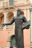 Monument de Fedorov Images libres de droits