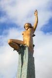 Monument de Funchal Photos libres de droits