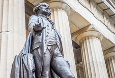 Monument de George Washington Images libres de droits