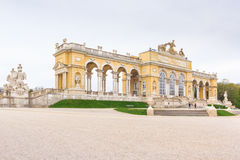 Monument de Gloriette au palais de Schönbrunn, Vienne photo stock