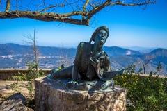 Monument de guerre civile espagnole Images stock