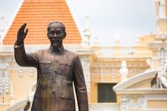 Monument de Hô Chi Minh images libres de droits