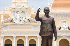 Monument de Hô Chi Minh photos libres de droits