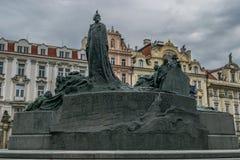 Monument de janv image libre de droits
