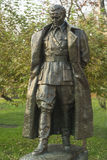 Monument de Josip Broz Tito images libres de droits