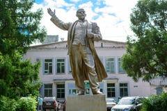 Monument de Lénine Photographie stock libre de droits