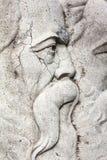 Monument de Lénine, de Marx et d'Engels photos libres de droits
