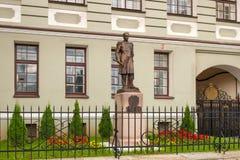 Monument de l'amiral russe Pavel Nakhimov Image stock