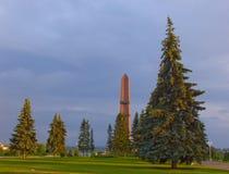 Monument de l'amitié Image libre de droits
