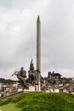 Monument de l'Assens - le Veliko Tarnovo - la Bulgarie Images libres de droits