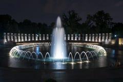 Monument de la deuxième guerre mondiale Images stock