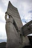 Monument de la Mongolie, Zaisan Tolgoi photos stock