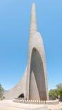 Monument de langue d'afrikaans dans Paarl photos libres de droits