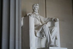 Monument de Lincoln Images stock