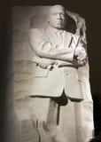 Monument de Martin Luther King Photographie stock libre de droits