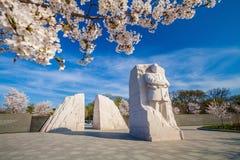 Monument de Martin Luther King photo libre de droits