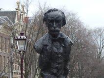 Monument de Multatuli Photo stock