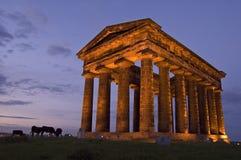 Monument de Penshaw Images libres de droits
