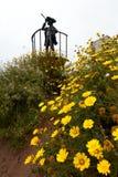 Monument de pirate Quintero Province de Valparaiso chile photographie stock