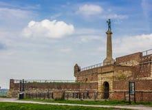 Monument de Pobednik photographie stock libre de droits