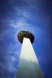 Monument de révolution de Bucarest Images stock