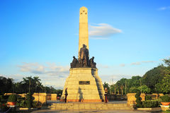 Monument de Rizal Images stock