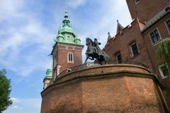 Monument de Tadeusz Kosciuszko photographie stock libre de droits