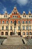 Monument de Torgils Knutsson à Viborg photographie stock