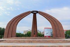 Monument de victoire Photos libres de droits