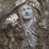 Monument de Vierge Marie comme symbole de l'amour et de la gentillesse depuis Photos stock