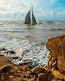 Monument de voiles dans Makassar Photographie stock
