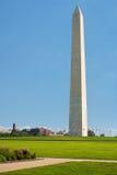 Monument de Washington à Washington Photographie stock libre de droits