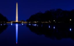 Monument de Washington Photos libres de droits