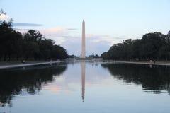 Monument de Washington Mall Photographie stock libre de droits
