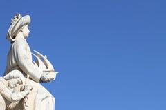 Monument des découvertes Images libres de droits